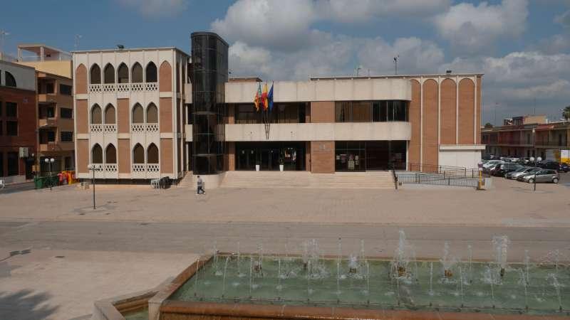 Centre cultural Almussafes./EPDA