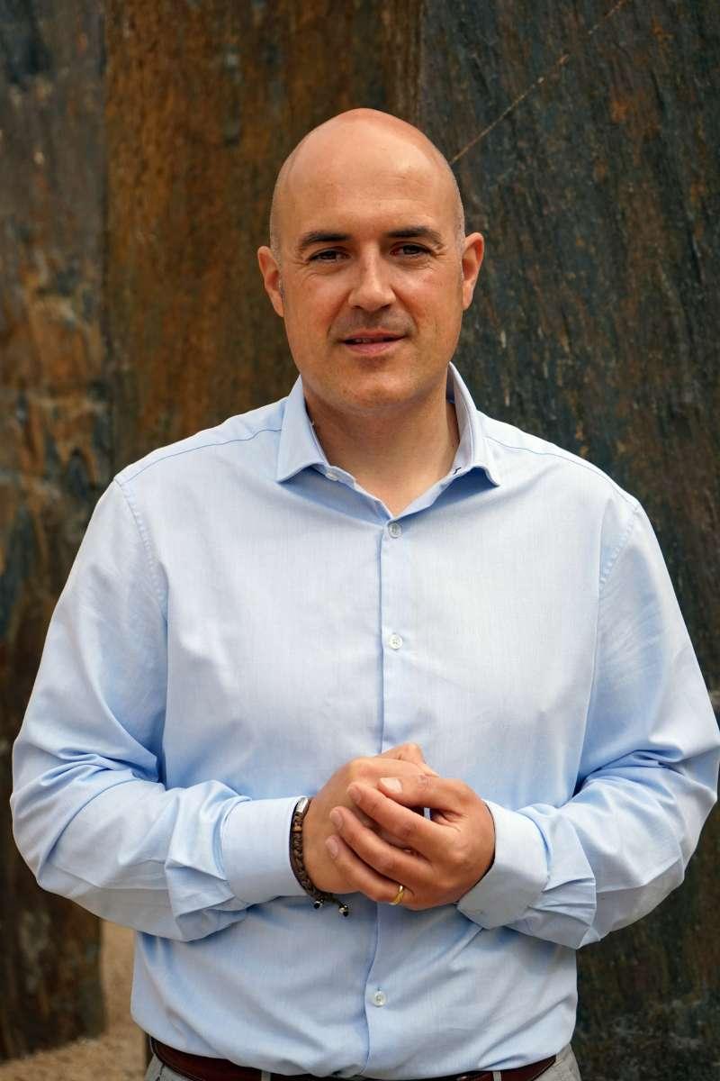 Candidato de Ciudadanos de Torrent, Raúl Claramonte