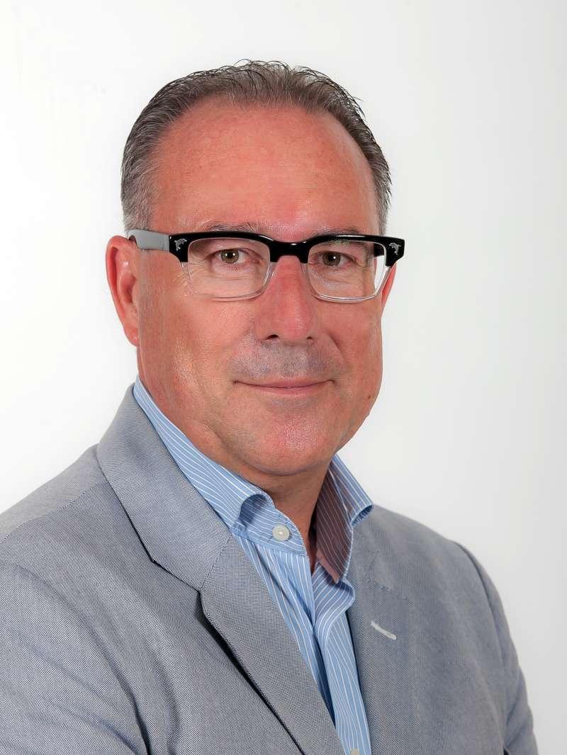 El politólogo Juan Vicente Pérez Aras. EPDA