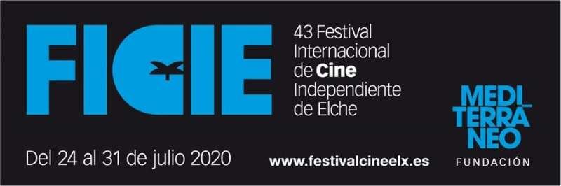 Cartel promocional de El festival de cine de Elche. EFE