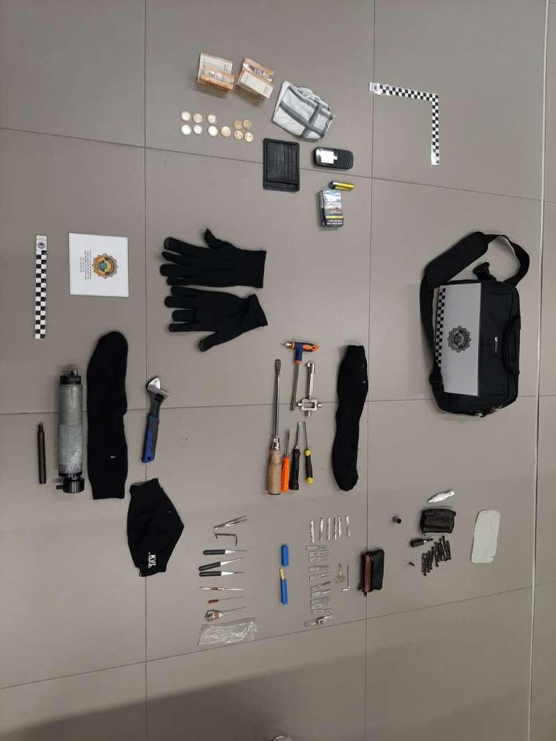Objectes robats/EPDA
