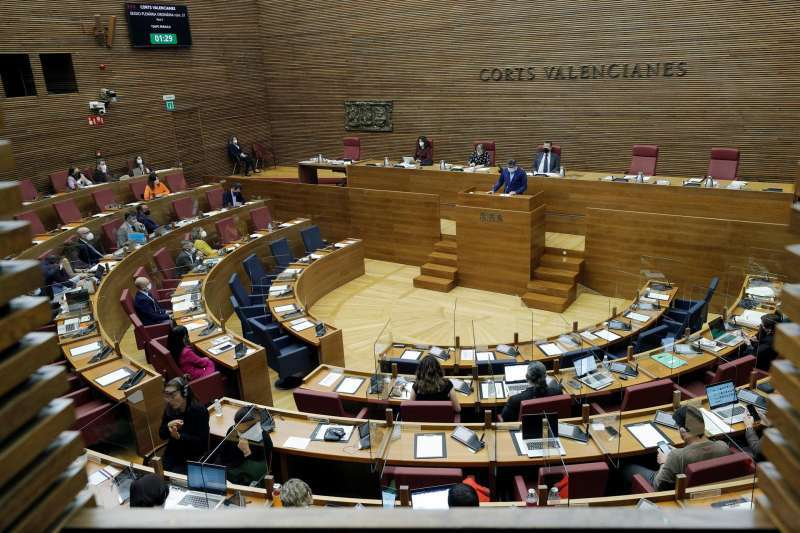 Les Corts Valencianes. EFE