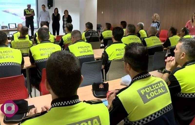 Policía Local de Mislata. EPDA