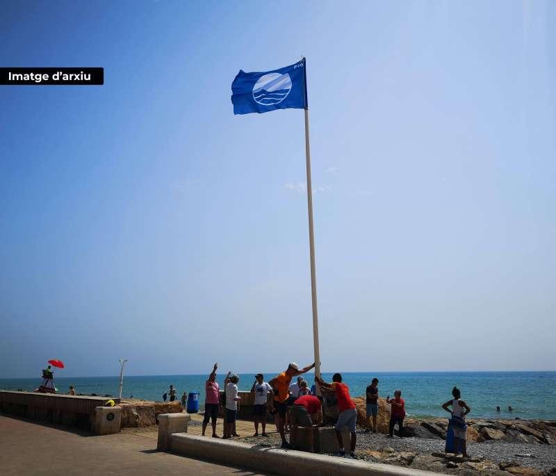 Bandera blava/EPDA