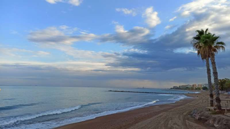 Imagen de archivo de una playa./ EPDA