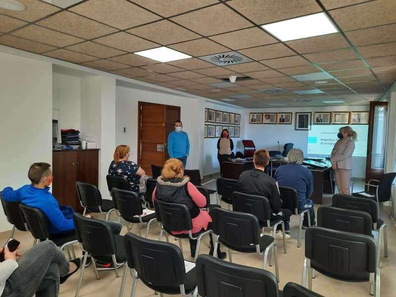 Presentación La Ribera Impulsa 4.0./EPDA
