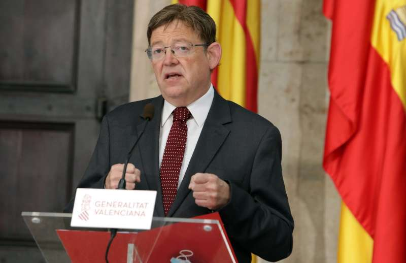 Imagen de archivo de Ximo Puig.