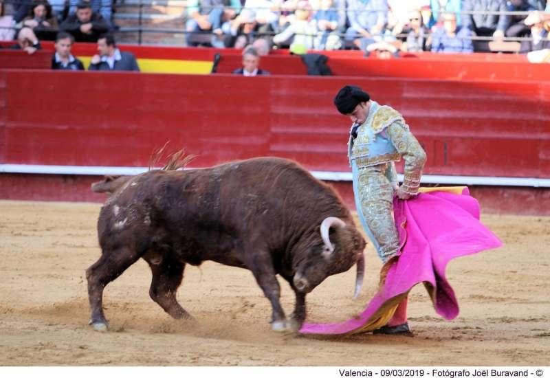 El torero de Puçol Jordi Pérez