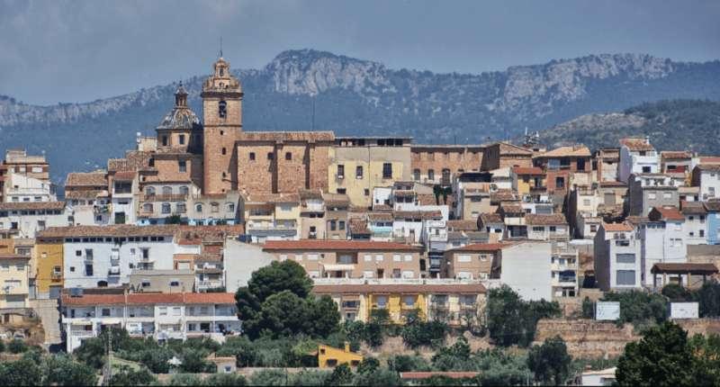 Panoramica de Villar del Arzobispo