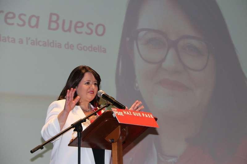 Teresa Bueso (PSOE) será la nueva alcaldesa de Godella