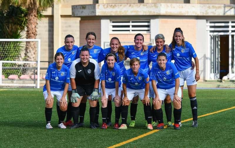 Equip de futbol femení