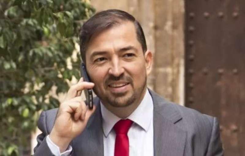 El periodista Pere Valenciano - EPDA