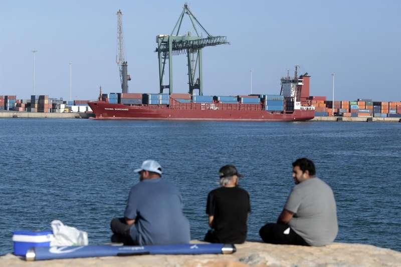 imagen de archivo de la vista general del puerto de Castellón. EFE