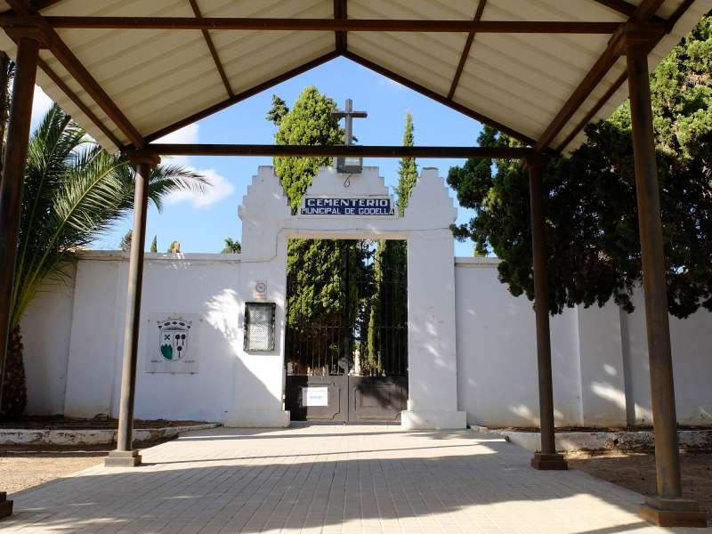 Cementerio de Godella. EPDA