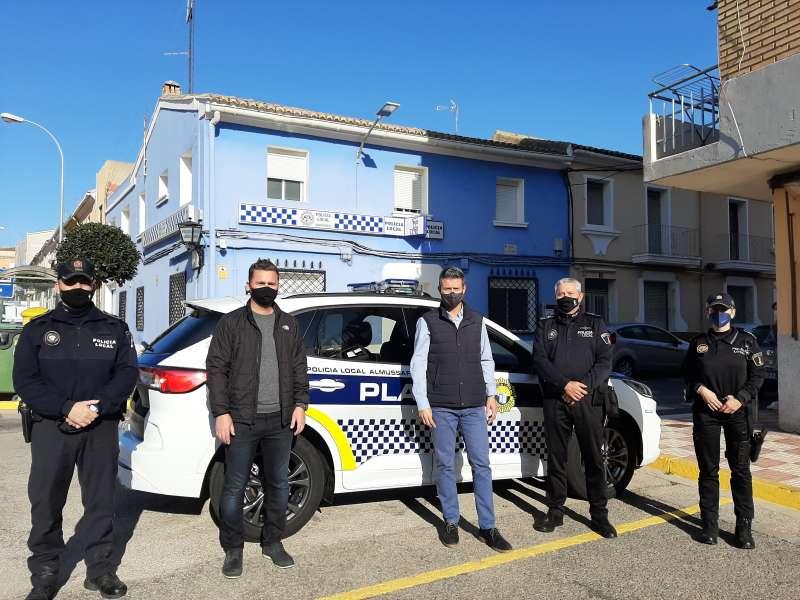 La Policia Local d