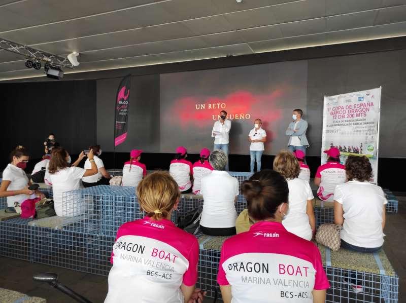 Dragon Boat/EPDA