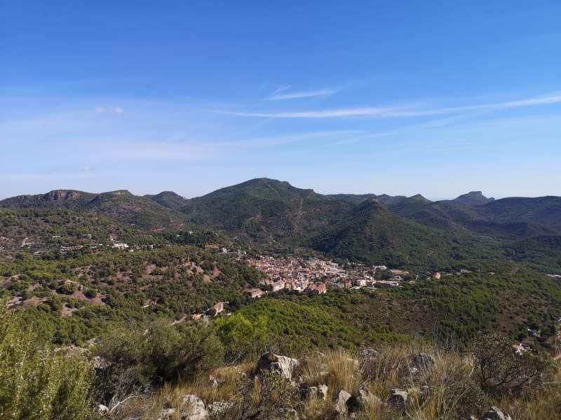 Vista de Serra. EPDA.