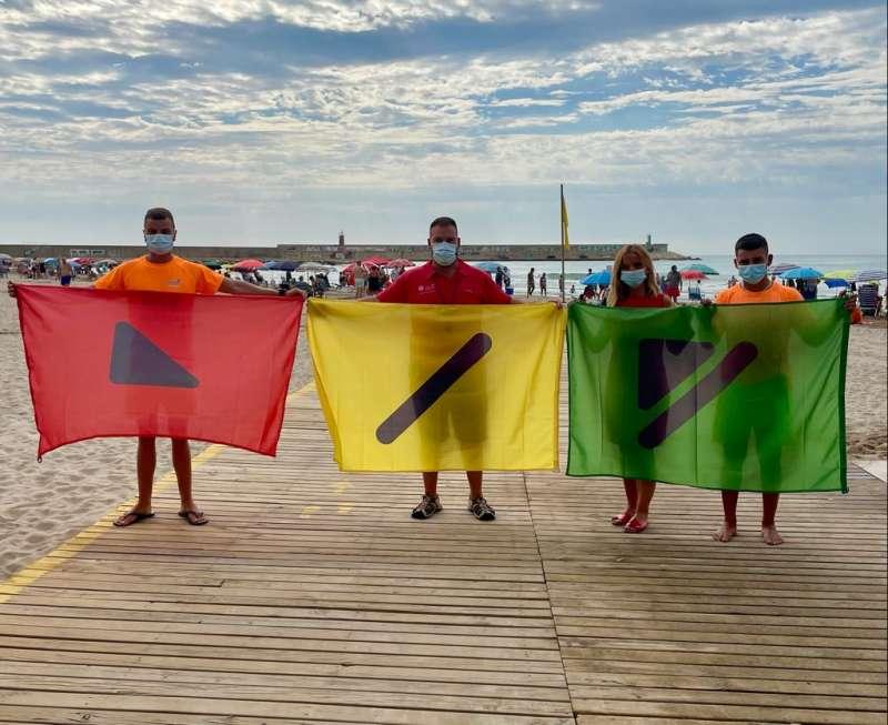 Banderes daltòniques/EPDA
