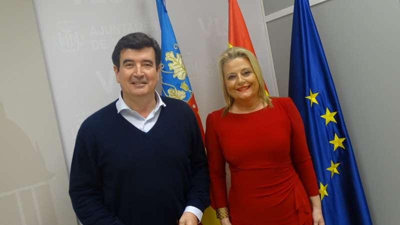 Fernando Giner y Amparo Picó/EPDA