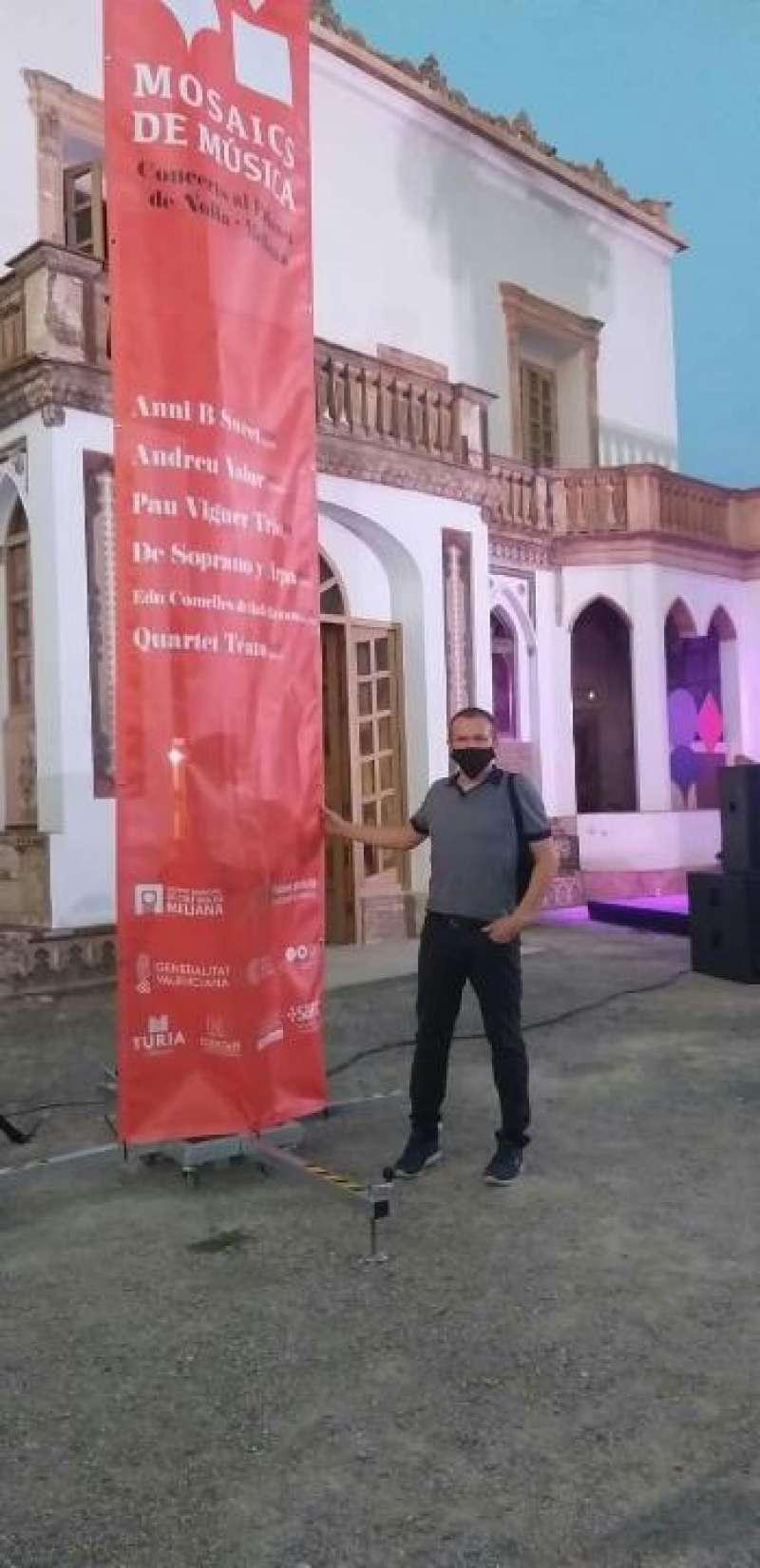 El regidor Josep Mateu