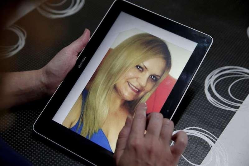 Fotografía de Pilar Garrido Santamans, la valenciana de 34 años asesinada en el noroeste del estado de Tamaulipas, México. EFE