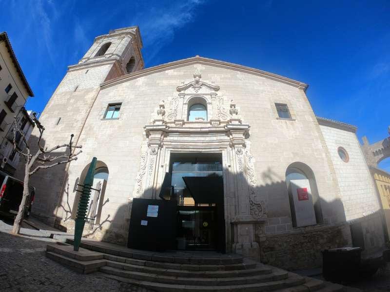 Centre de Salut de Morella / EPDA