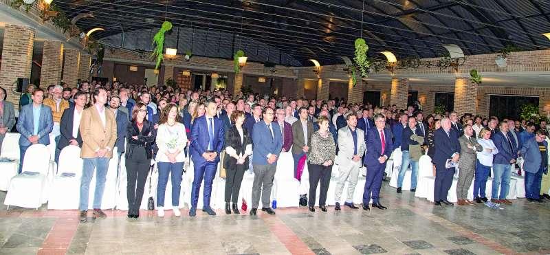 Público asistente a la gala del año 2019. E. FOLGUERÀ
