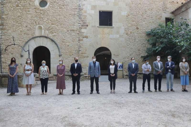 El gobierno valenciano en el seminario