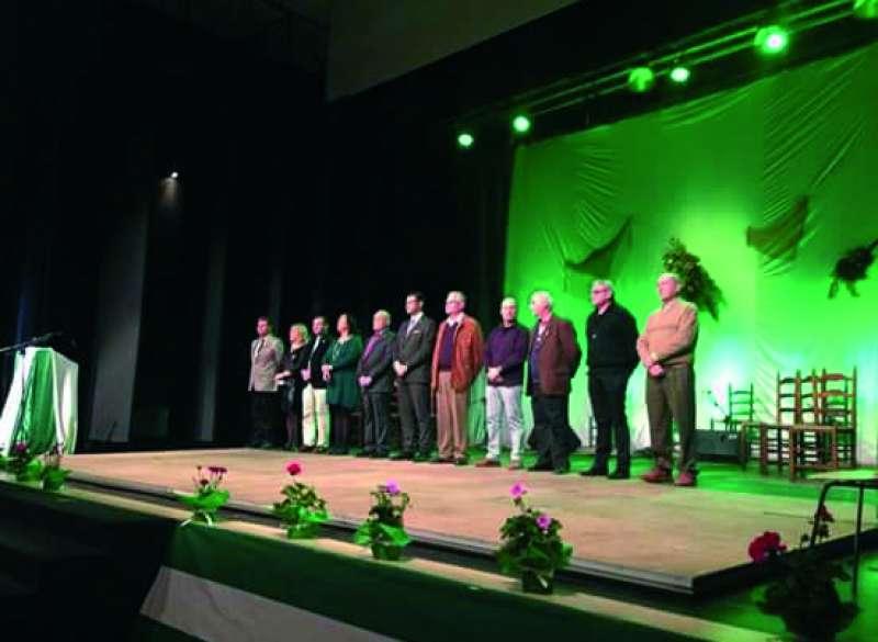 Celebración del Día de Andalucía en Almussafes. EPDA