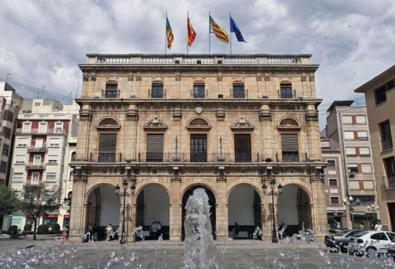 Imagen de archivo Ayuntamiento de Castelló. EPDA