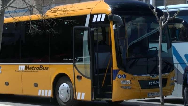 Autobús de València. EPDA.