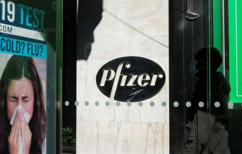 Sede de la farmacéutica Pfizer. EFE