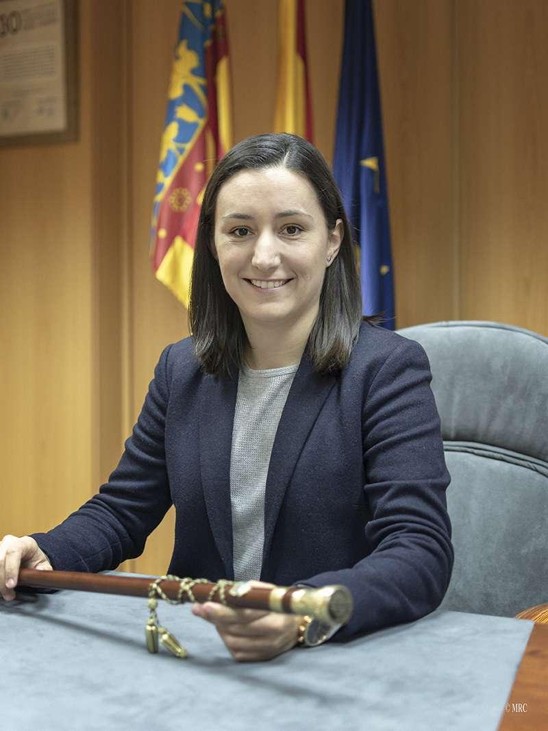 MARTA TRENZANO, alcaldessa d?Algemesí./EPDA