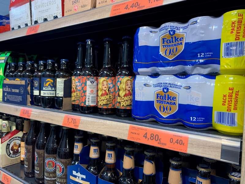 Cervezas Falke Tostada / EPDA