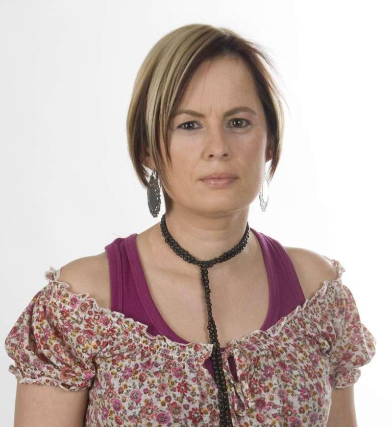Regidora de Serveis Socials, Marta Valero