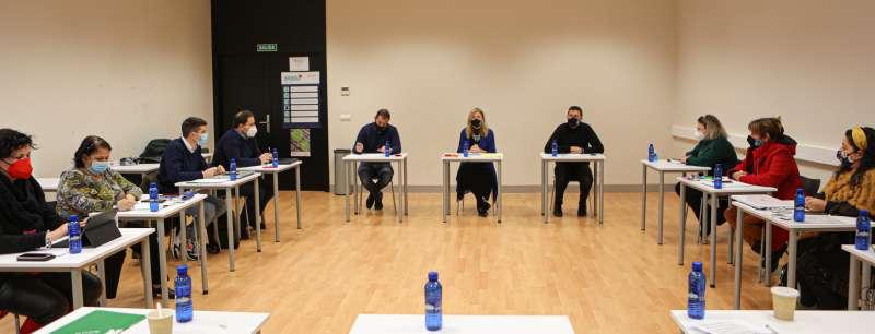 Reunión del Grupo Municipal Socialista