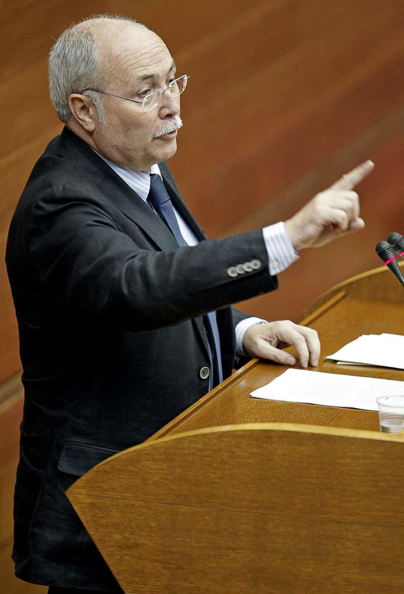 El ex diputado socialista en Les Corts José Camarasa