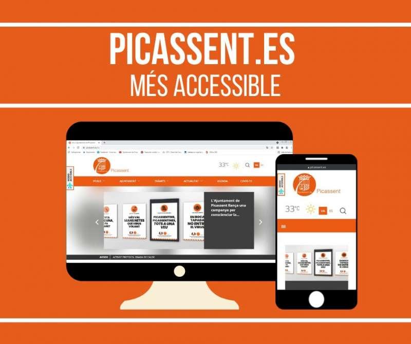 Imatge de la nova web. EPDA