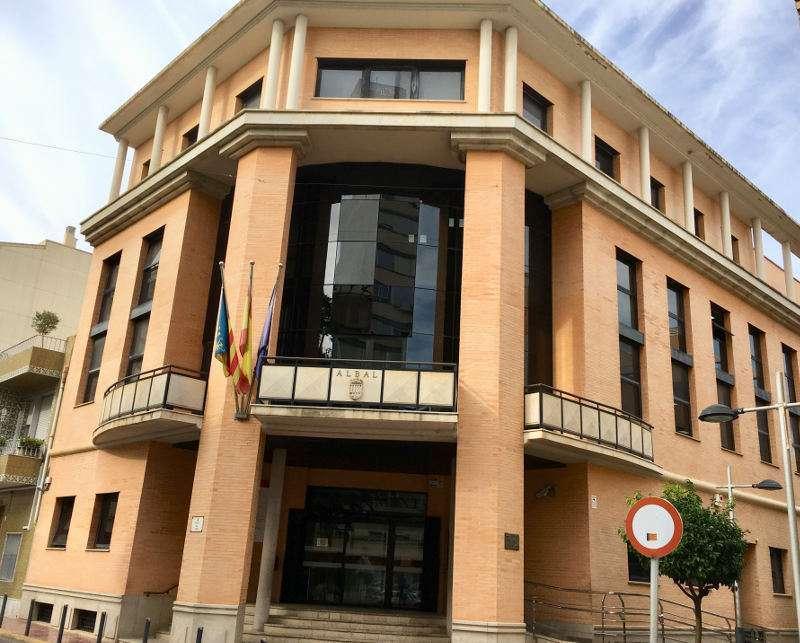 Ayuntamiento de Albal. EPDA