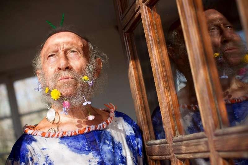 El artista Juan Ripollés en una imagen de archivo. EFE/Domenech Castelló
