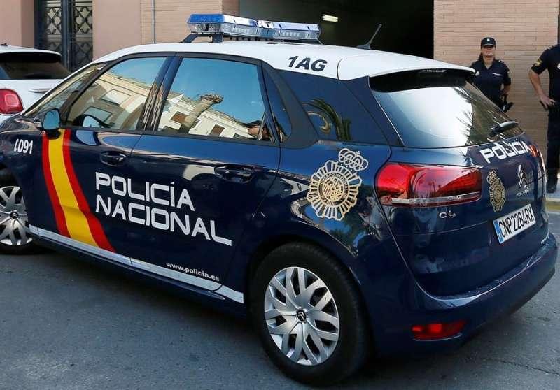 Vehículo policial en una imagen de archivo. EPDA