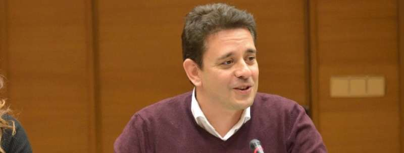 El coordinador de Política Social del Grupo Parlamentario Popular en Les Corts, José Juan Zaplana