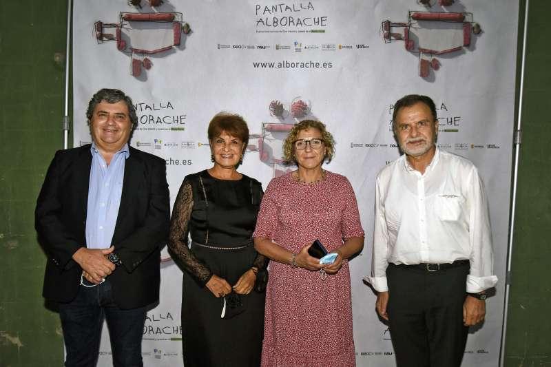 Pantalla Alborache