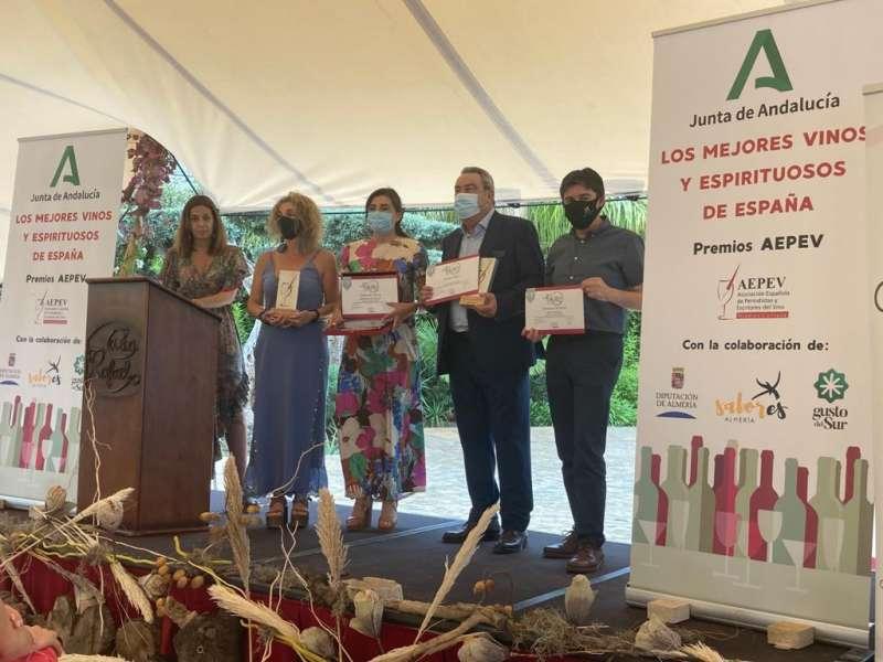 La MITV premiada por la Estrategia Territorial Tierra Bobal en los Premios TÁCITO ?Vino es Cultura?