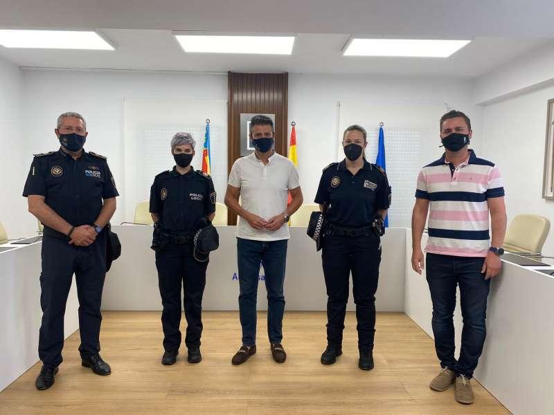Noves incorporacions a la Policia Local d