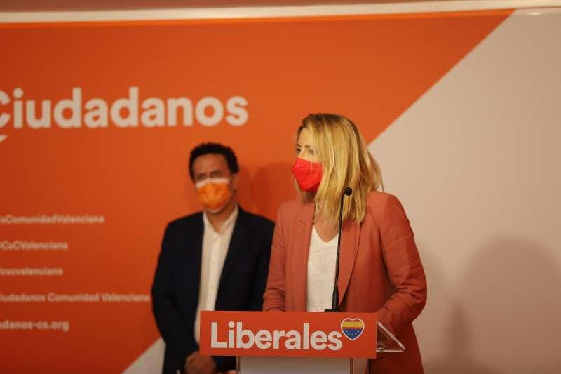 Muñoz, coordinadora autonómica de Cs. EPDA