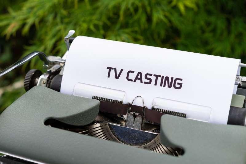 Casting de televisión.