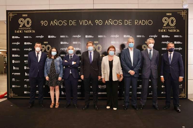 Aniversario de Radio Valencia