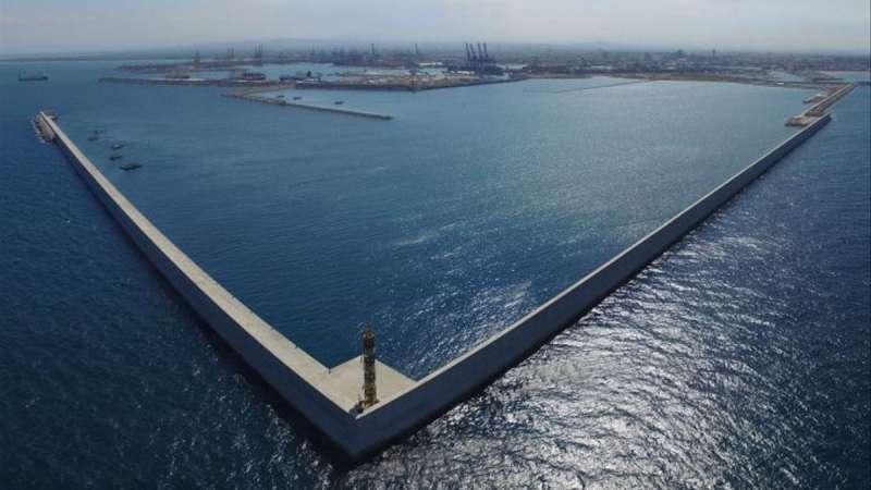 Imagen del puerto de Valencia. EPDA