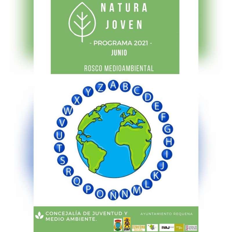 Cartel rosco medioambiental
